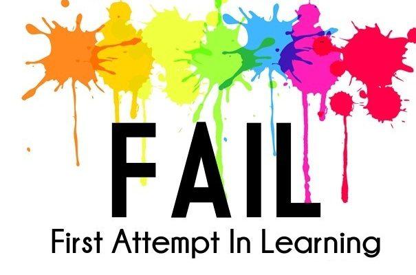 Cum eșecul te poate ajuta să ai succes.