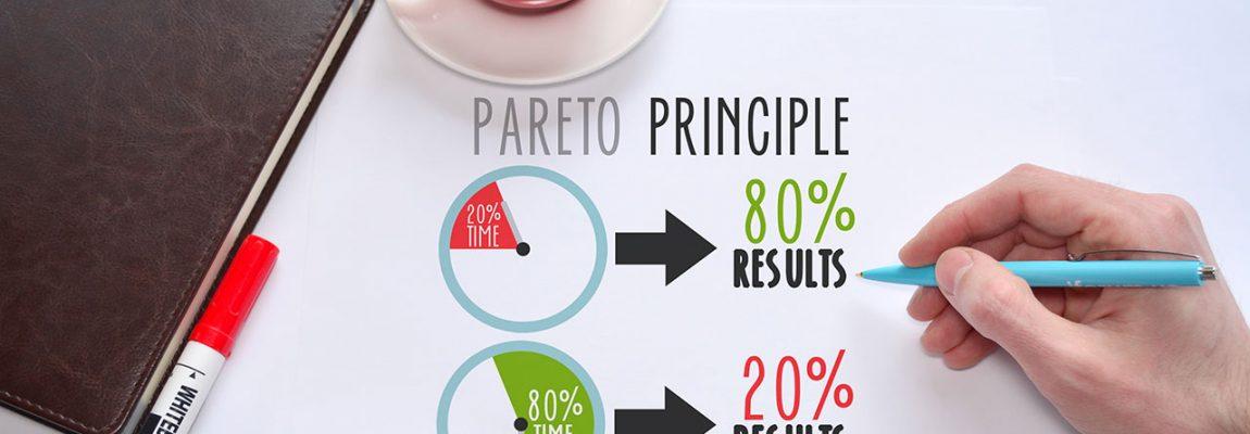 Managementul timpului: Principiul Pareto